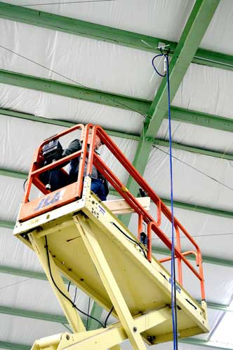 Case Studies: ADL Produces Joystick Controllers for Scissor Lifts